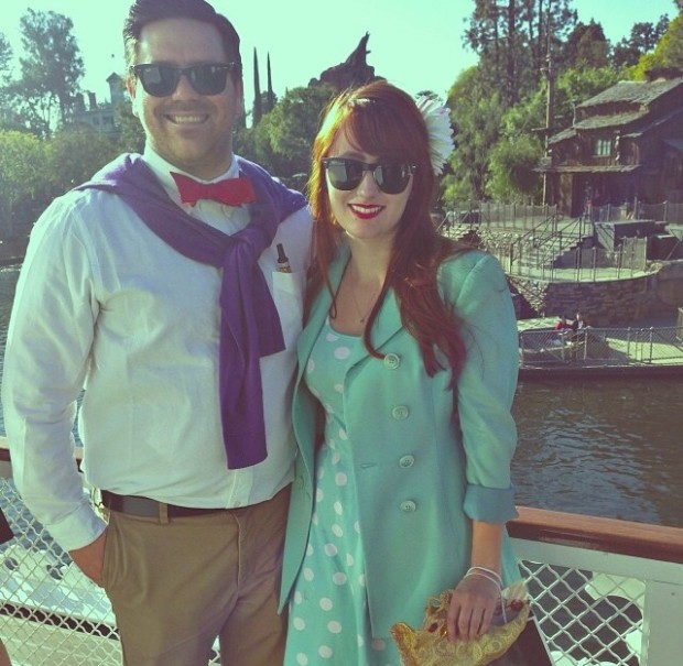 dapper day disneyland mark twain 2014 dapper