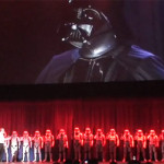 Darth Vader Star Wars Tease at the 2013 D23 Expo