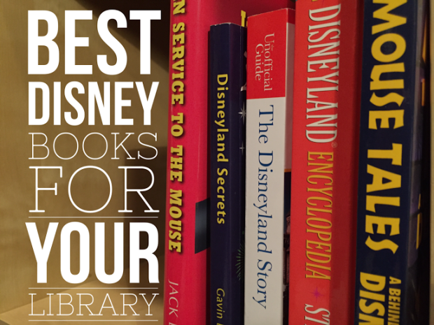 disney books for your library