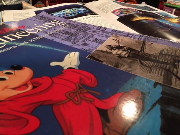 disney imagineering book