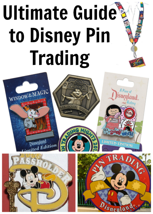 disney pin trading guide