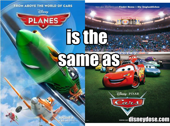 disney planes review