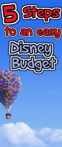 disneydose_5_steps_budget