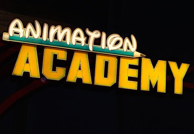 disneyland animation academy
