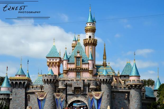 disneyland castle sleeping beauty castle