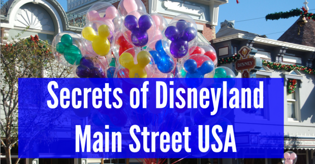 disneyland main street secrets