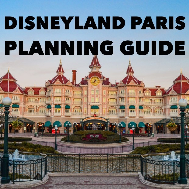 disneyland paris planning guide