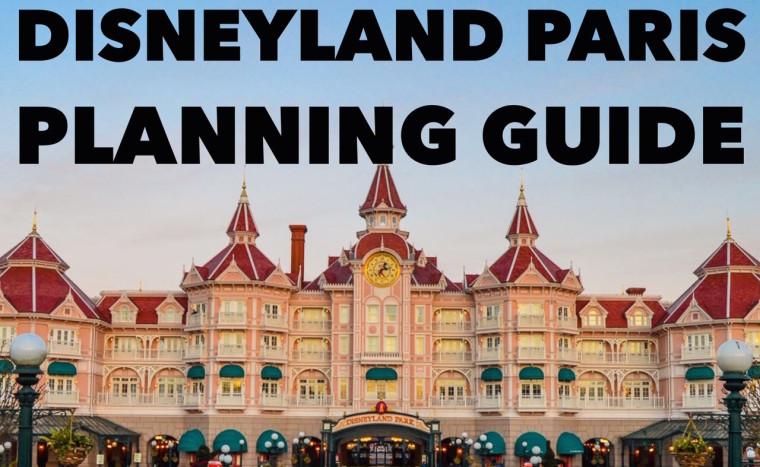 disneyland paris planning guide