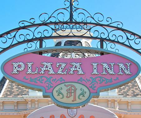 disneyland plaza inn restaurant review
