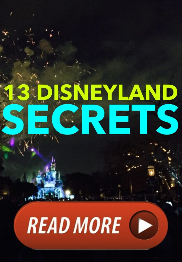 disneyland secrets article
