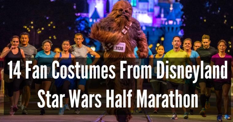 disneyland star wars run disney half marathon weekend