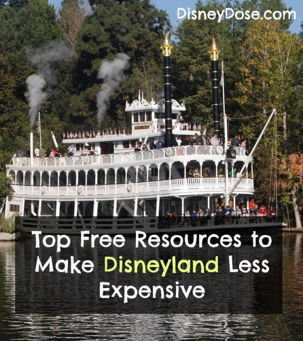 disneyland top free resrouces