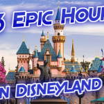 Epic 3 Hours in Disneyland–Visit to Club 33, Celebrity Meetings, and Private Haunted Mansion Stretching Room