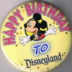 2013 Disneyland 58th Birthday Events July 17