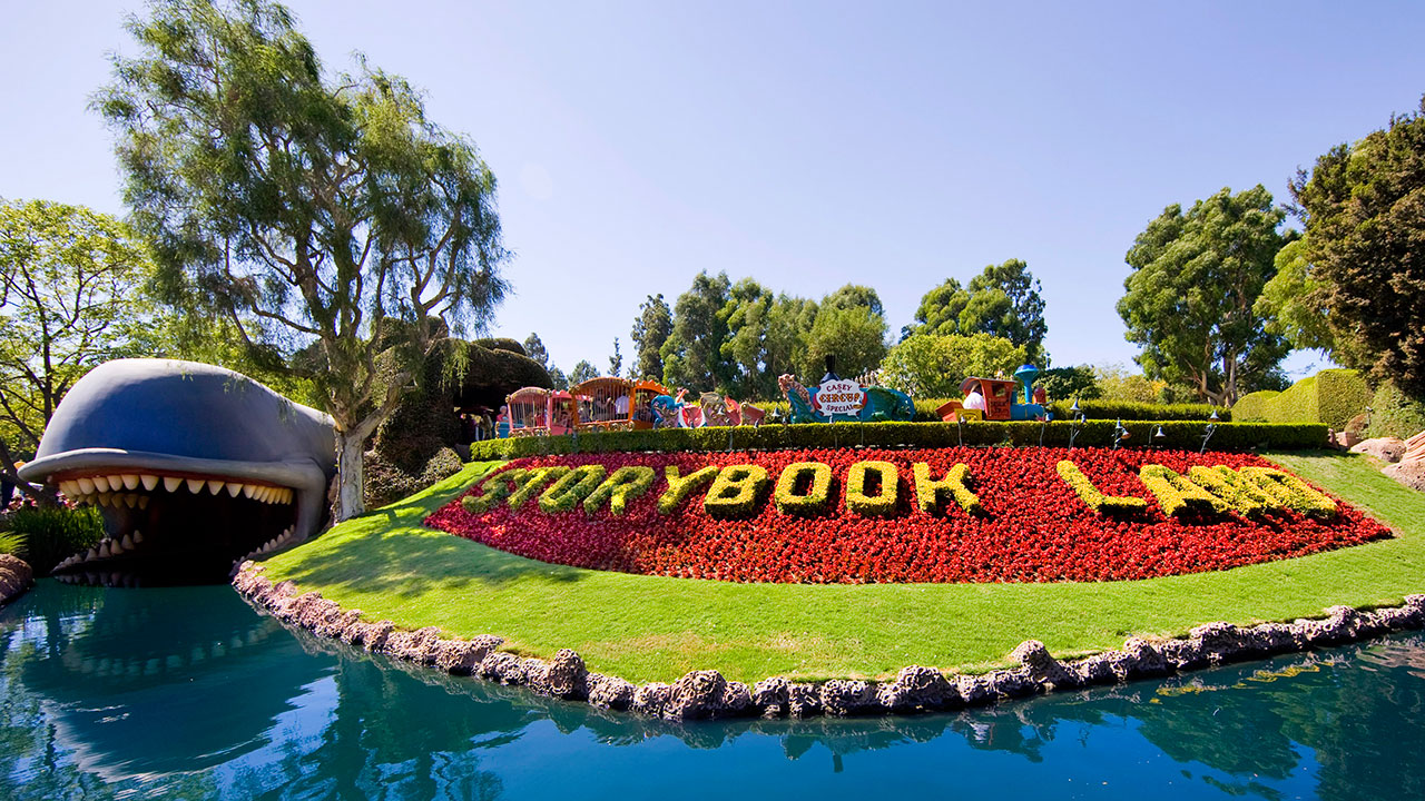 Storybook Land Canal Boats at Disneyland- Should I take my kids out of school for a Disney vacation?