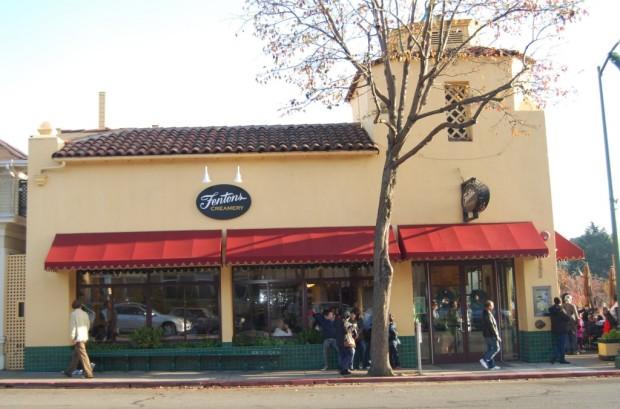 fentons ice cream shop oakland up