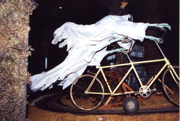 ghost riding bikes