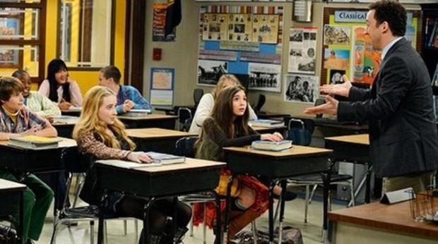 girl meets world classroom