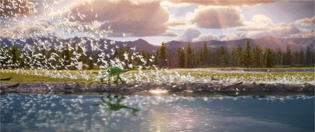 good dinosaur birds visual