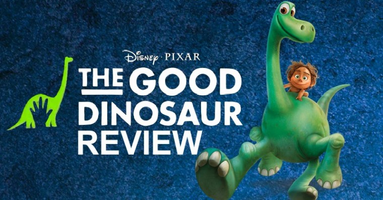 good dinosaur review pixar disney