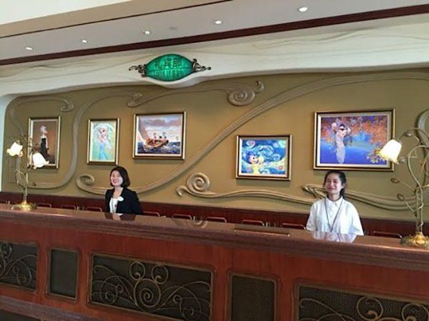 guests shanghai disneyland