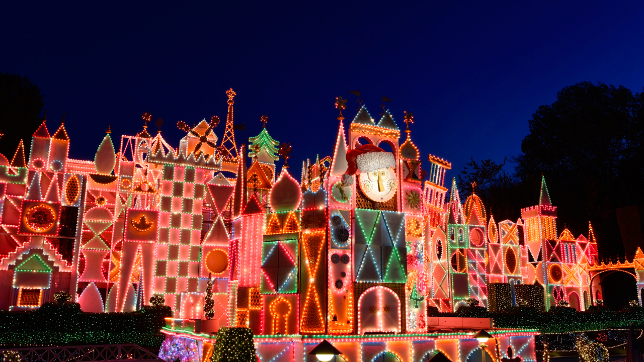 Top Rated Disneyland Christmas Attractions