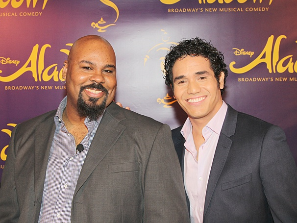 james monroe igelhart adam jacobs disney aladdin on broadway