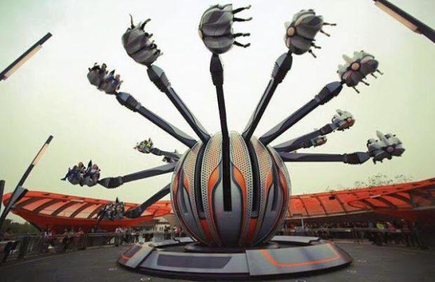 jet packs tomorrowland shanghai