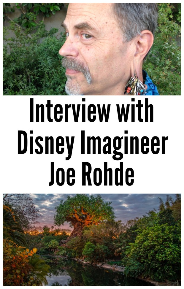 joe rohde interview disney imagineering