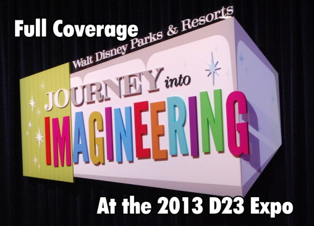 journey into imagineering