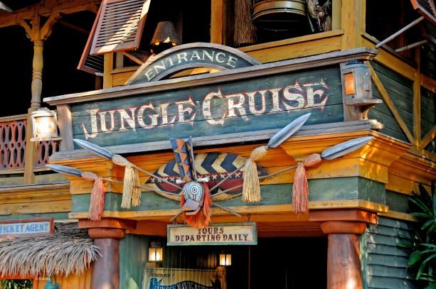 jungle cruise disneyland