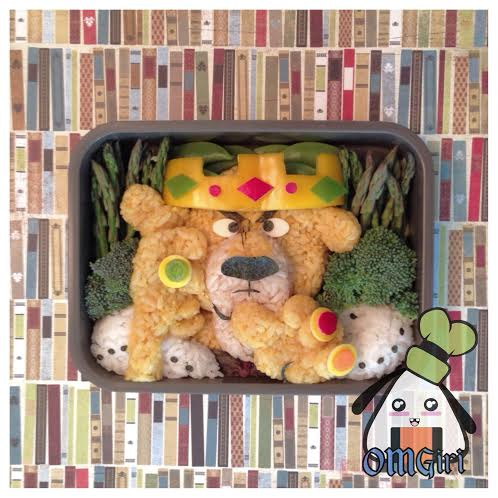 king john robin hood disney bento box