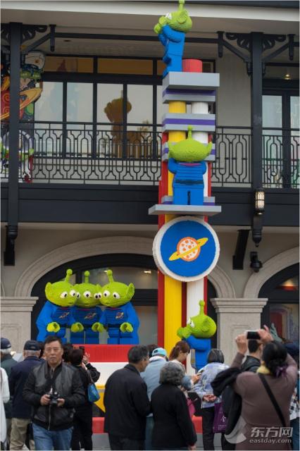 lego shanghai disneyland toy story