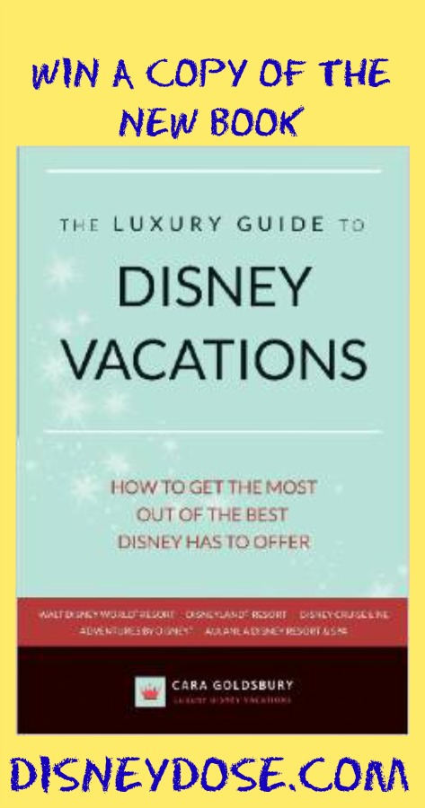 luxury guide to disney vacations contest image