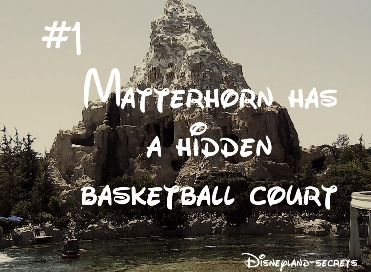 matterhorn has a hiddne basketball court
