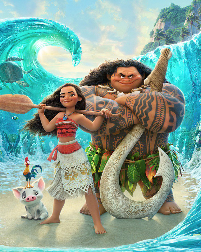 Heartwarming 'Moana' Has Admirable Characters and ... Pictures Of Moana Characters