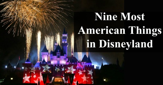 most american things in disneyland