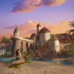 Beautiful New Fantasyland Promotional Artwork and Updates and Descriptions on All the Lands For the New Fantasyland Openings