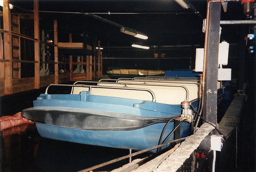 pirates of the caribbean boat storage