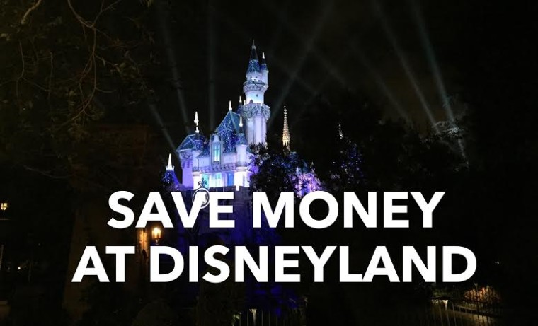 save money at disneyland