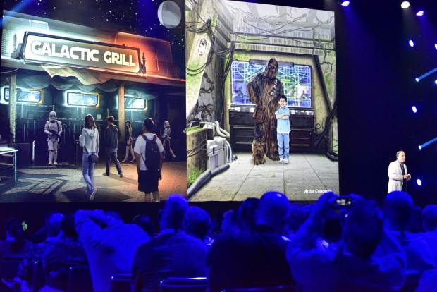 star wars galactic grill and meet and greet
