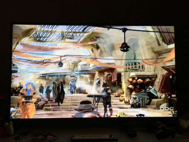 star wars land bazaar