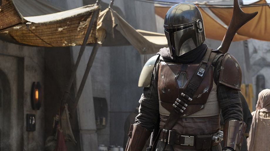 The Mandalorian new show for Disney+