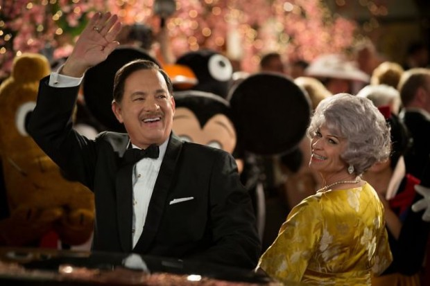 tom hanks walt disney and lilian disney