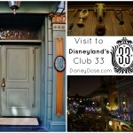 Final Look at Disneyland's Club 33 Before Major Expansion Adding Jazz Club