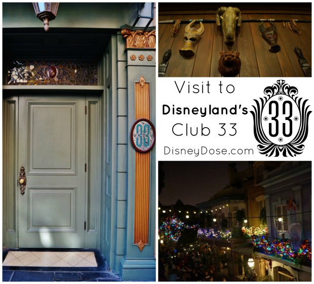 New Orleans Square Disneyland Club 33 The Exclusive Disneyland Club