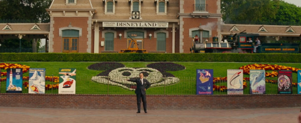 walt disney in disneyland from saving mr banks