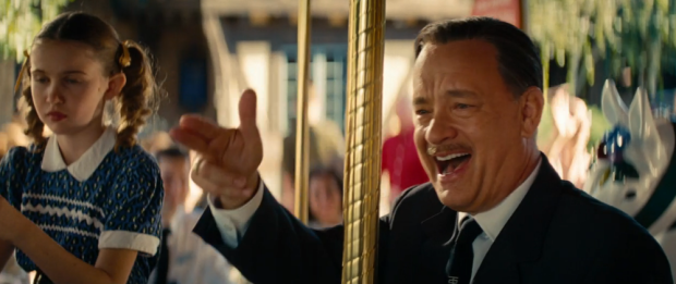 walt disney in saving mr banks