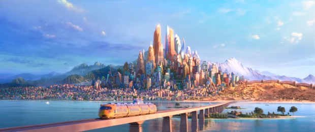 zootopia full city landscape